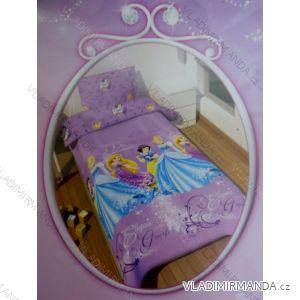 Povlečení princezny dětské dívčí (140*200) STAMION 65109