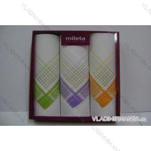 Kapesníky dámské MILETA F20602
