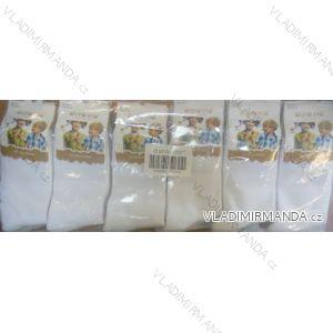 Ponožky slabé dětské dorost dívčí a chlapecké (24-35) AURA.VIA G011
