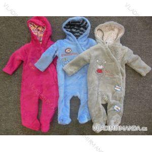 Overal teplý kojenecký dívčí a  chlapecký (3-9 měsíců) AODA  B140701