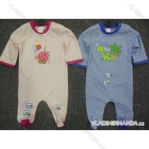 Overal kojenecký dívčí a chlapecký (62-92) AODA C140709