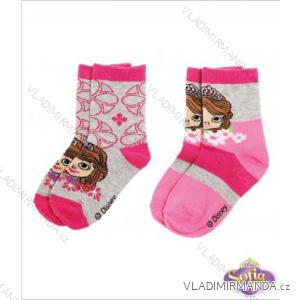 Ponožky (2ks v balení) sofie první (23-34) TV MANIA 124032