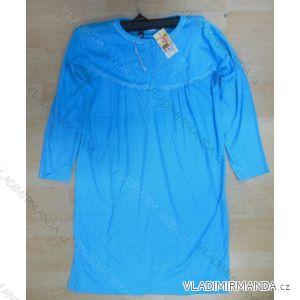 Košile noční dlouhý rukáv dámská (m-2xl) YN. LOT 158_