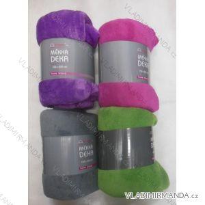 Deka fleecová prodyšná měkká na dotek (150x200cm) HAT HT012