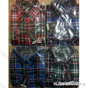 Košile flanelová slabá pánská (42-47) VESTA 11281