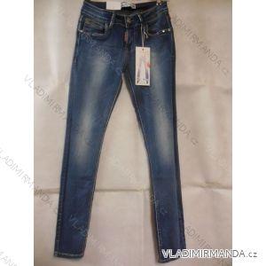 Rifle jeans dorostenecké dívčí (134-164) MISS CURRY T985