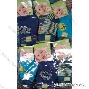 Ponožky slabé kojenecké chlapecké (0-36 měsíců) LOOKEN ZTY-6119