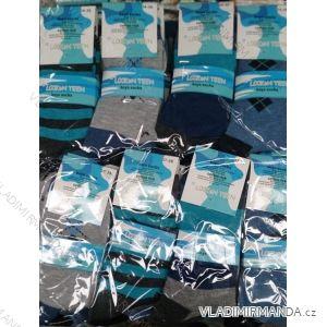Ponožky slabé dorost chlapecké (34-39) LOOKEN ZTY-8815