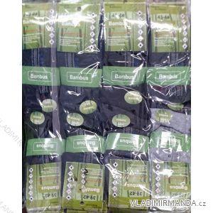Ponožky slabé pánské bambusové (39-46) POLSKá VýROBA PVP02
