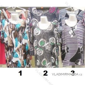 Tunika krátký rukáv dámská (m-3xl) CASUAL LOOK TT21